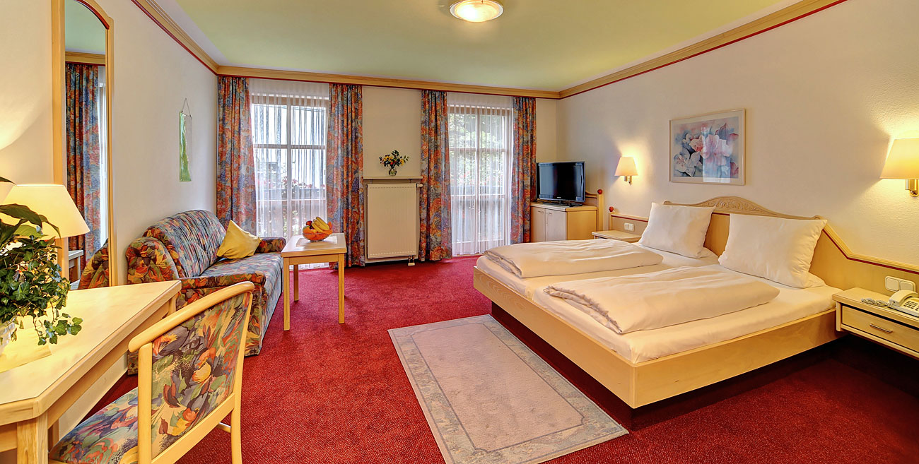 Ferienhotel Kapfhammer mit gemütlichen Zimmern
