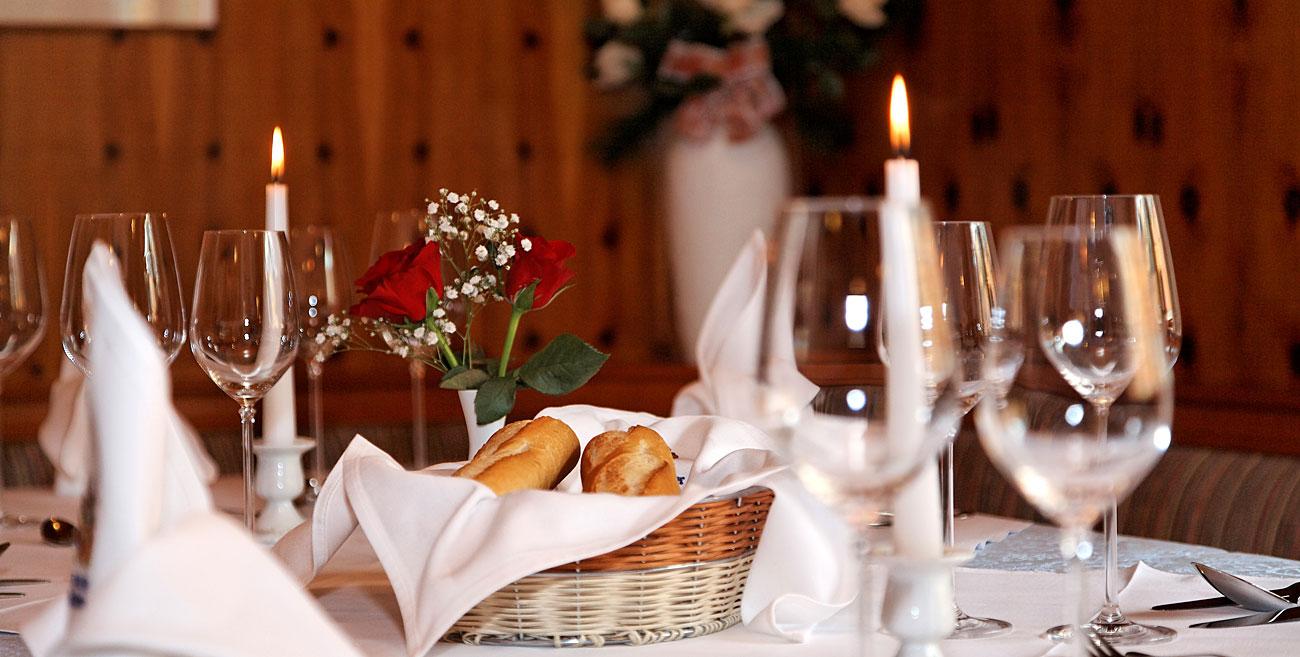 Hotel Kapfhammer in Bayern mit Restaurant