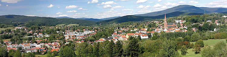 Urlaub in Zwiesel in Bayern