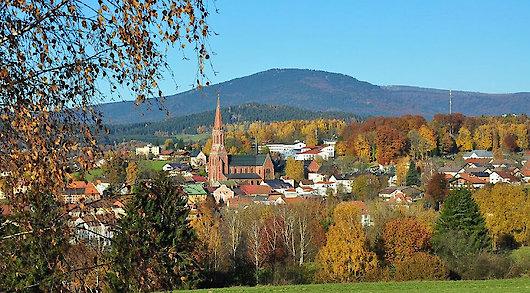 Bayerischer Wald - Urlaub in Zwiesel