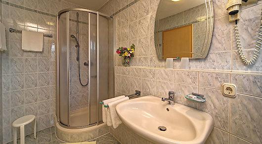 Hotel im Bayerischen Wald - Badezimmer