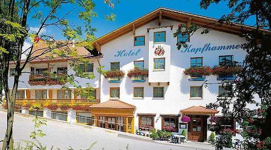 Bayerischer Wald - Urlaubshotel Kapfhammer