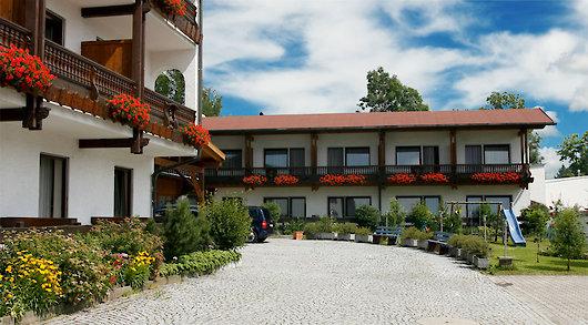 Hotel Kapfhammer in Bayern